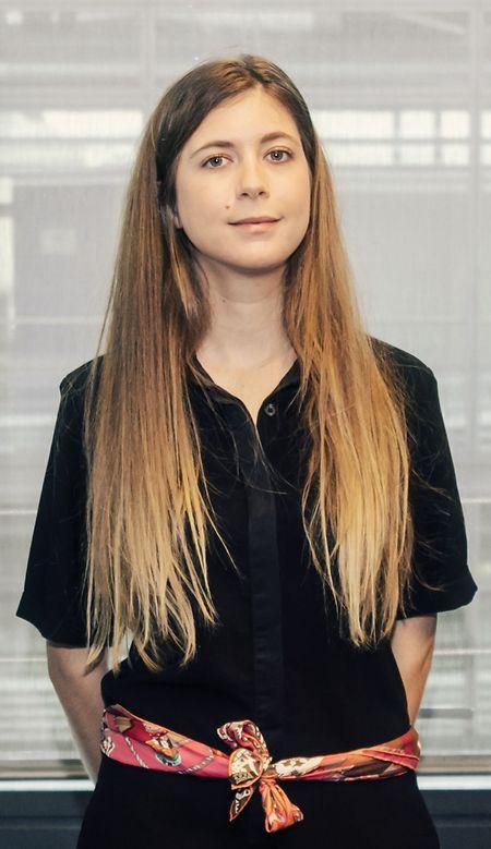 Sarah Mellouet, économiste au sein de la fondation IDEA (asbl).