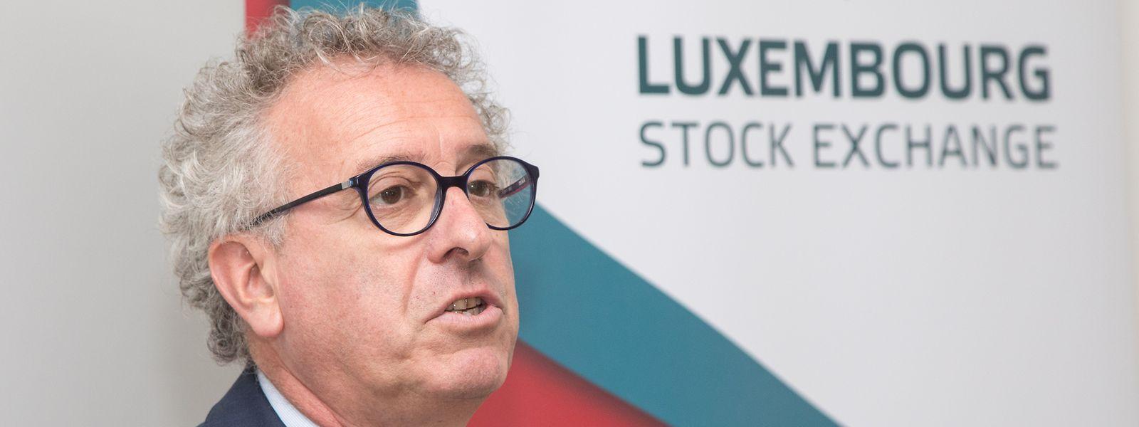 Le nouvel emprunt sera coté à la Bourse de Luxembourg, a indiqué Pierre Gramegna.