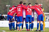 Fola / Fussball, Coupe de Luxembourg, 1/16 Finale, Titus Petingen - Fola / 10.11.2019 / Petingen / Foto: Christian Kemp
