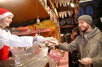 Lokales, Weihnachtsmarkt, Wintermarkt, Lichter, Winter Lights,   Foto: Anouk Antony/Luxemburger Wort