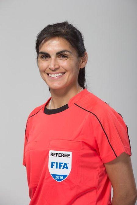 Tânia Morais conhece bem as qualidades de Stéphanie  Prappart.