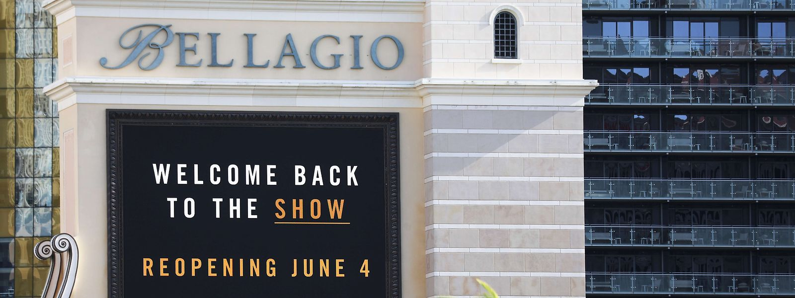A Las Vegas, la réouverture des casinos est programmée pour le 4 juin