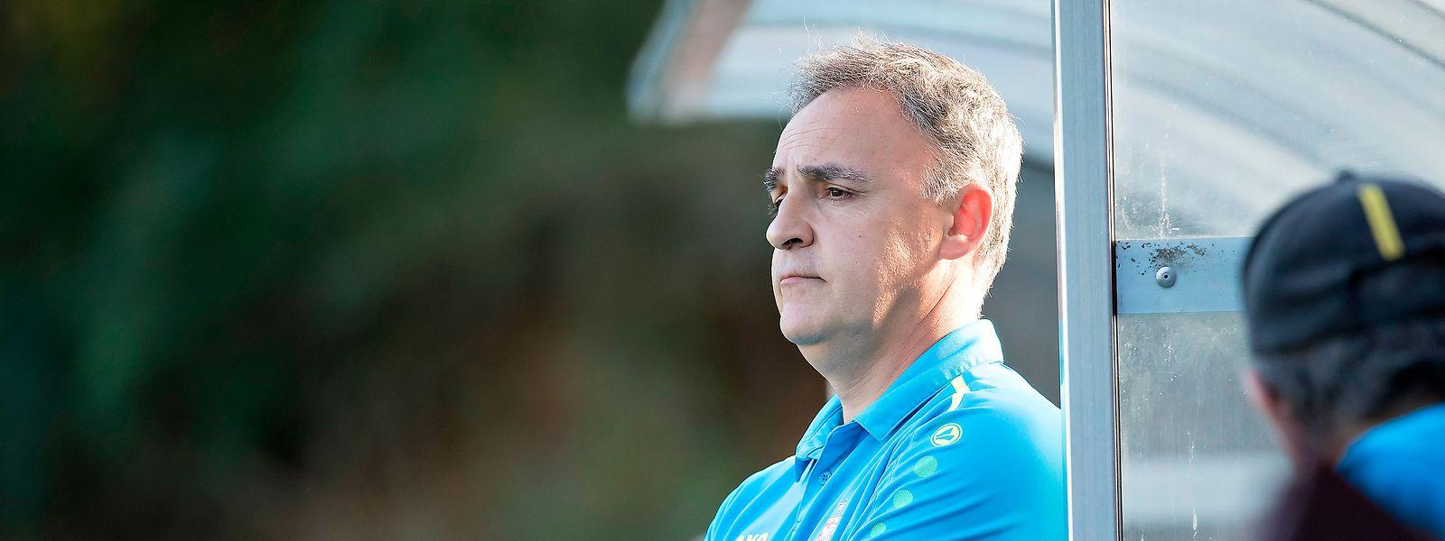 Emilio Ferrera führte F91 in die Gruppenphase der Europa League.