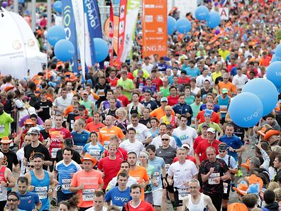 14,000 runners participated in 2016. This year's edition will see a total of 15,000 runners.