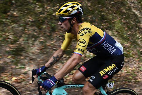 Critérium du Dauphiné: Angsteinflößende Dominanz