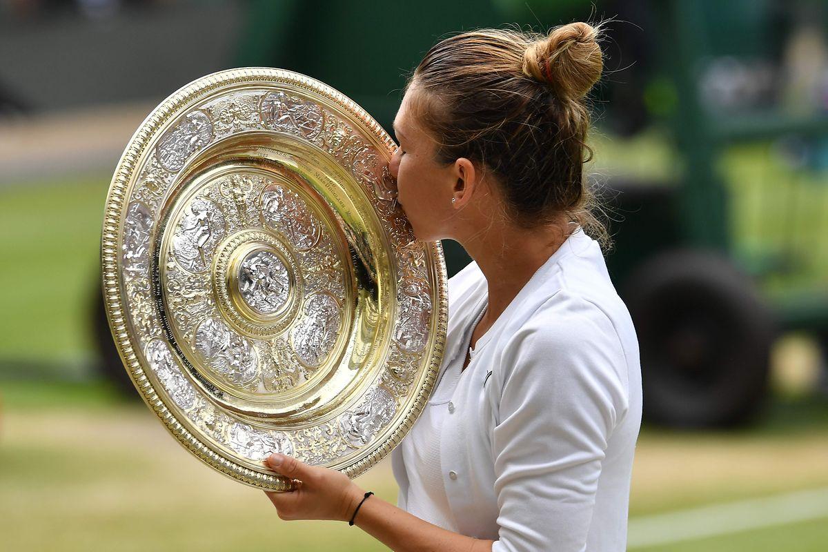 Première victoire à Wimbledon pour Simona Halep.