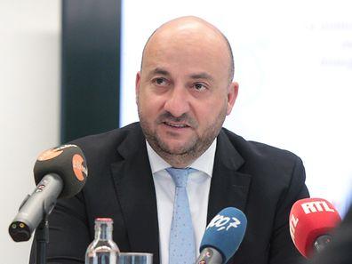 Etienne Schneider: «Avec l'investissement de 131 millions d'euros porté par ces trois entreprises, on pourra réduire les émissions de CO2 de 140.000 tonnes en un an».
