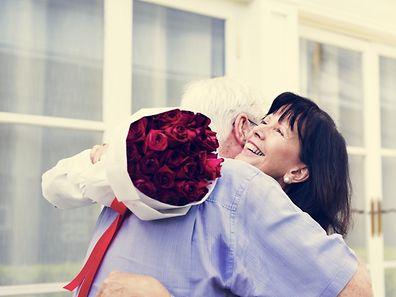Le bouquet de rosses rouges: l'incontournable de la fête des amoureux