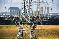 Hochspannung,Elektrizität,Energie,Strom,Creos.Foto:Gerry Huberty