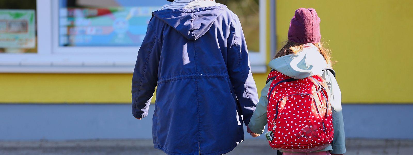 Schulen und Kindergärten sollen in Deutschland geöffnet bleiben.