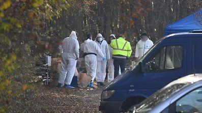 Die Polizei hat vermutlich gleich zwei Morde aufgeklärt.