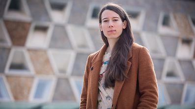 Simone Mousset, Régisseur de théatre, Foto Lex Kleren