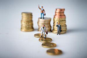 Illu - Pension - Budget - Argent - Photo :  Pierre Matgé