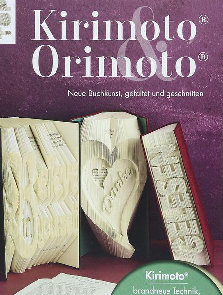 "Dominik Meißner: ""Kirimoto & Orimoto"", Frech Verlag, 144 Seiten, ISBN: 978-3772478093, € 19,99"