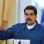 Maduro convida enviado de Trump a deslocar-se à Venezuela