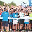 20.09.2018 Luxembourg,Kirchberg, Coque, Business Run, Sport, Luxemburger Wort, Luxembourg Times  photo Anouk Antony
