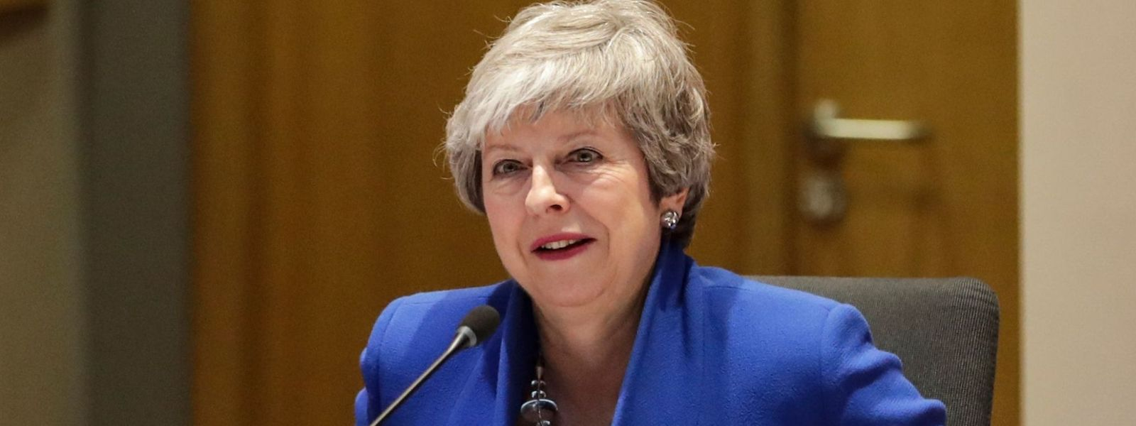 Die EU-27 spannten Theresa May am Mittwochabend auf die Folter.