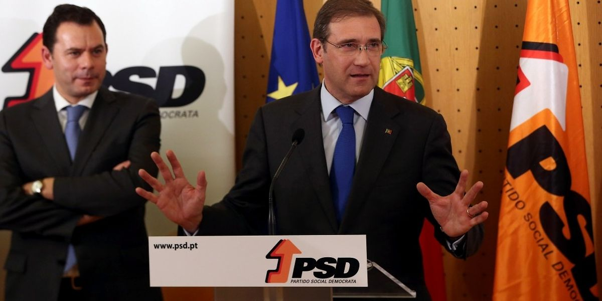 Passos Coelho pensa voltar a ser primeiro-ministro