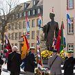 Commemoration du 70e anniverssaire du retour d'exil de S.A.R. la Grande-Duchesse Charlotte, a Luxembourg, le 14 Avril 2015. Photo: Chris Karaba