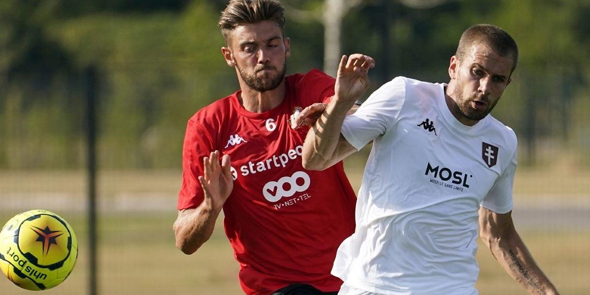 Le FC Metz accueille l'AS Monaco dimanche à 15 heures à Saint-Symphorien