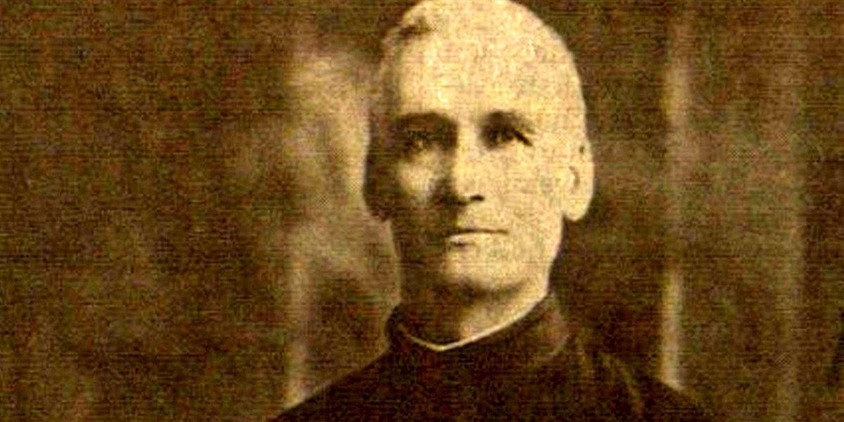 Der Lehrer Johan Peter Frieden Der Lehrer Johan Peter Frieden wurde wegen einer unglücklichen Liebe Jesuitenpater und wanderte in die Neue Welt aus.