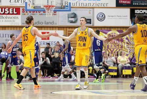 Halbfinalserien im Basketball: Musel Pikes schocken den Landesmeister