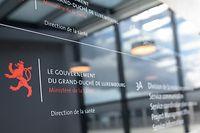 Politik, Interview Jean-Claude Schmit, Ministère de la Santé, Direction de la Santé, Foto: Chris Karaba/Luxemburger Wort