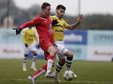 Christopher Rondel restait sur une saison intéressante à Strassen mais l'attaquant français ne joue plus depuis le début de cette saison.