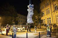 Installation Monument Shoa / Foto: Steve EASTWOOD