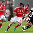 Nico Gaitan e o Benfica conquistaram mais uma vitória no Funchal