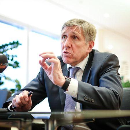 """""""Was wir hier in Luxemburg ganz sicher nicht möchten, sind Schwarzarbeit und Scheinselbstständigkeit ohne soziale Absicherung"""", so Minister Bausch im Dezember 2016."""