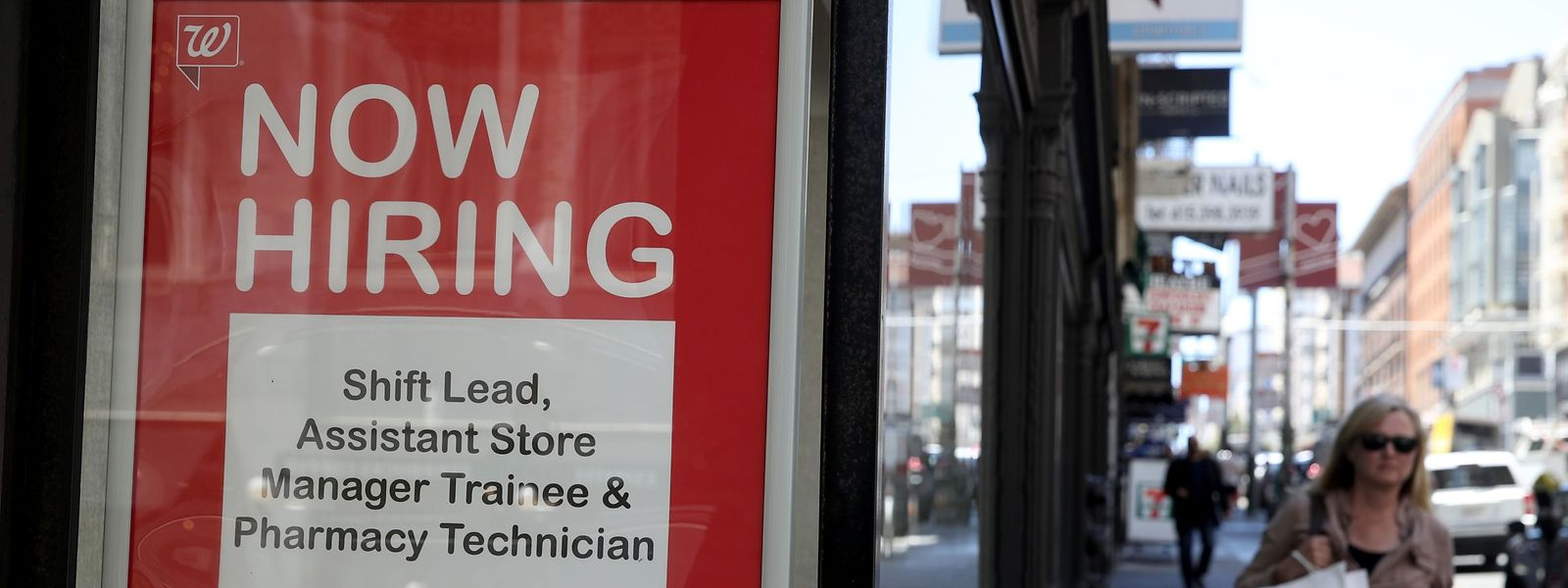 Die Zinssenkung könnte dem US-Jobmarkt neuen Schwung verleihen.