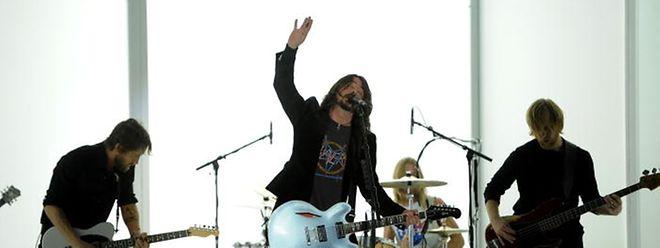 Os Foo Fighters estão no festival Nos Alive já no próximo dia 7 de julho.