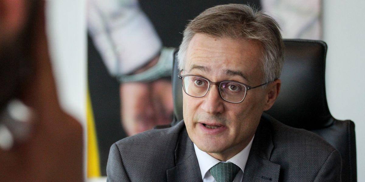 """""""Die Suche nach Konsens war und sollte auch weiter die Stärke luxemburgischer Politik sein"""", sagt Justizminister Felix Braz (Déi Gréng)."""