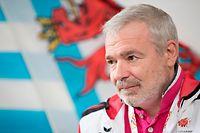 Dan Kersch / JPEE Montenegro, Rundgang Athletendorf und Pressekonferenz / Budva / 27.05.2019 / Foto: Christian Kemp