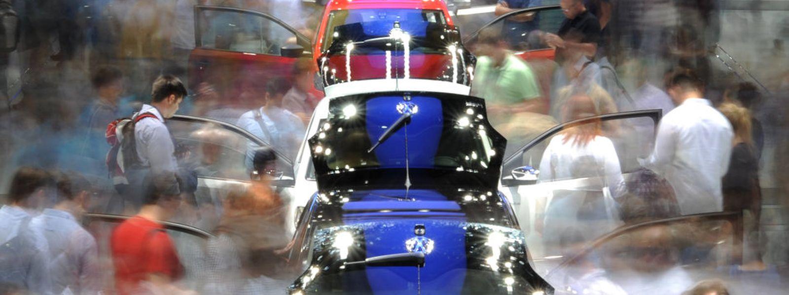 VW hat bei der Rangliste der verkauften Autos in Luxemburg die Nase vor.