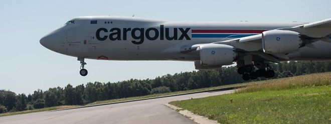 Der Pilot des Cargolux-Flugzeuges erkrankte unerwartet während des Fluges.