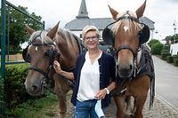 IPO,Interviewserie Unterwegs mit: Martine Hansen, Munshausen,Foto: Gerry Huberty/Luxemburger Wort