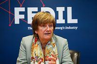 online.fr, FEDIL, Präsidentin Michèle Detaille,   Foto: Anouk Antony/Luxemburger Wort