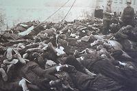 Massaker Zuchtahus Sonnenburg Slonsk 30./31. Januar 1945