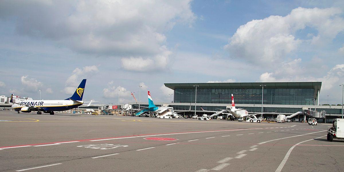 Ein Rekord: Für Juli 2017 verzeichnet Lux-Airport 362 243 Fluggäste.