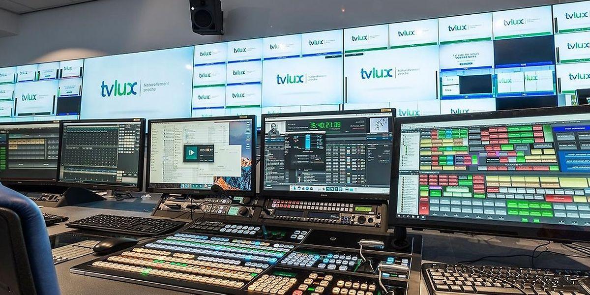 TV Lux a pris ses quartiers dans ses nouveaux locaux en 2017.