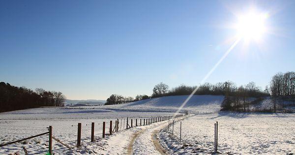 Wettervorhersage Winter 14/15