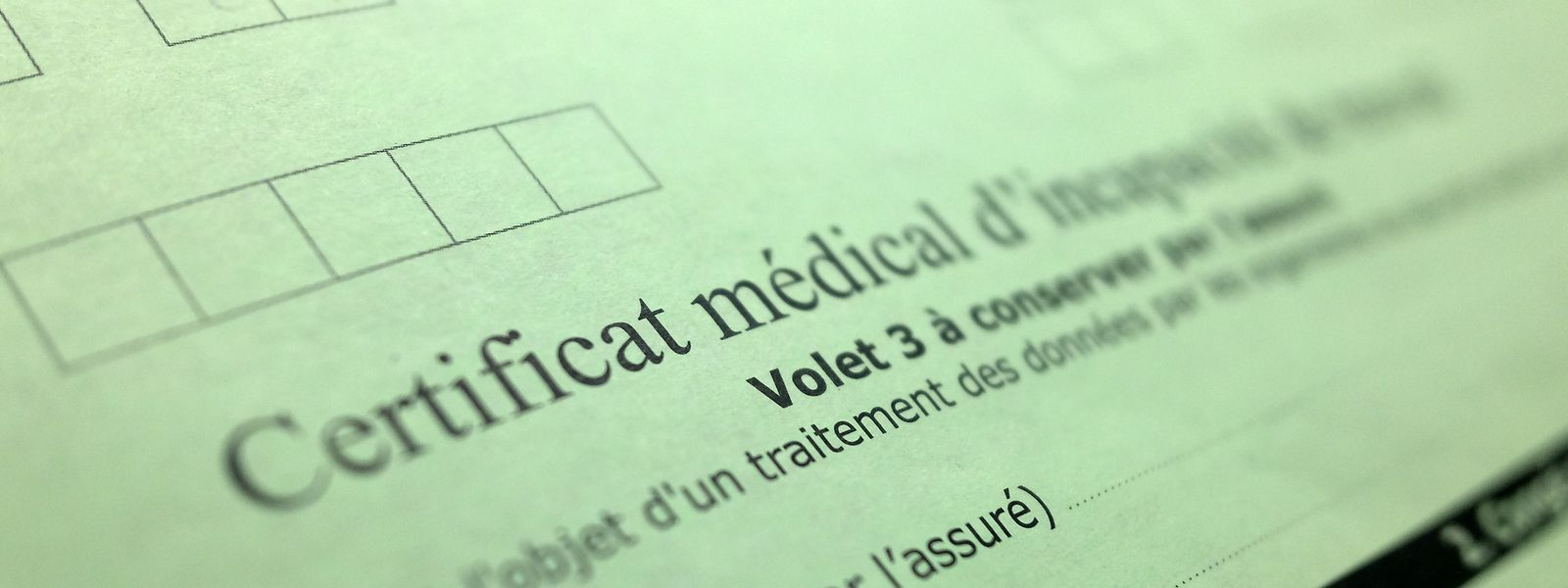 Les certificats de maladie ne sont pas forcément plus nombreux mais couvrent des périodes plus longues