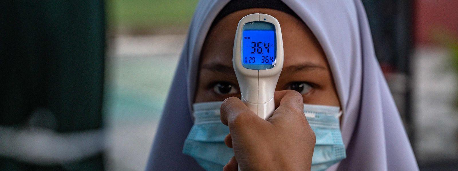 Plus de 9.161.460 cas de covid-19 ont été diagnostiqués dans le monde depuis le début de la pandémie.