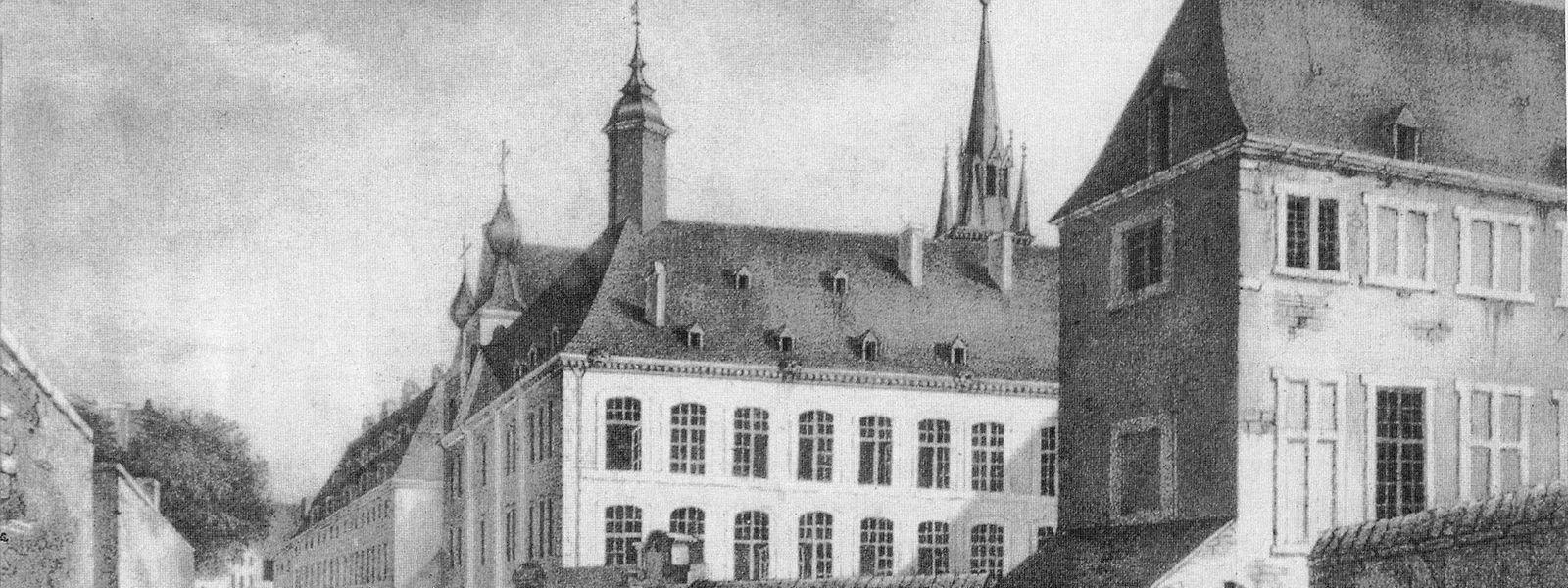 Die Sektionen des Institut Grand-Ducal versammelten sich um das Athenäum und übten im 19. und 20. Jahrhundert die Funktion einer Ersatzuniversität aus.