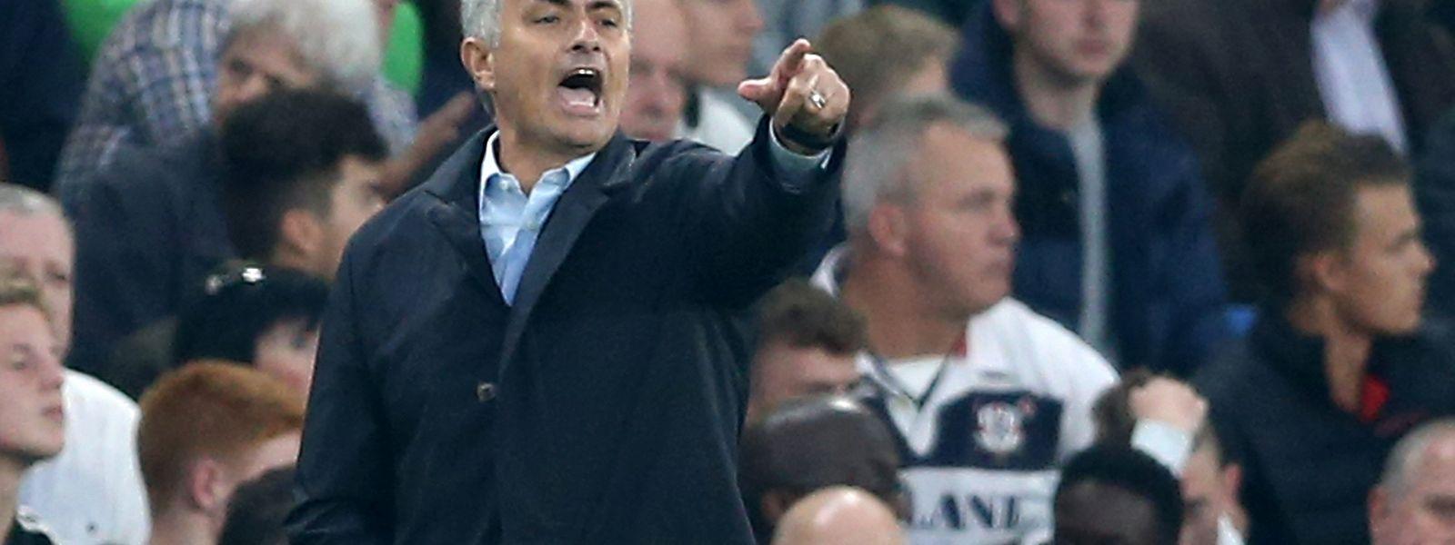 Mourinho em maus lençóis após nova derrota