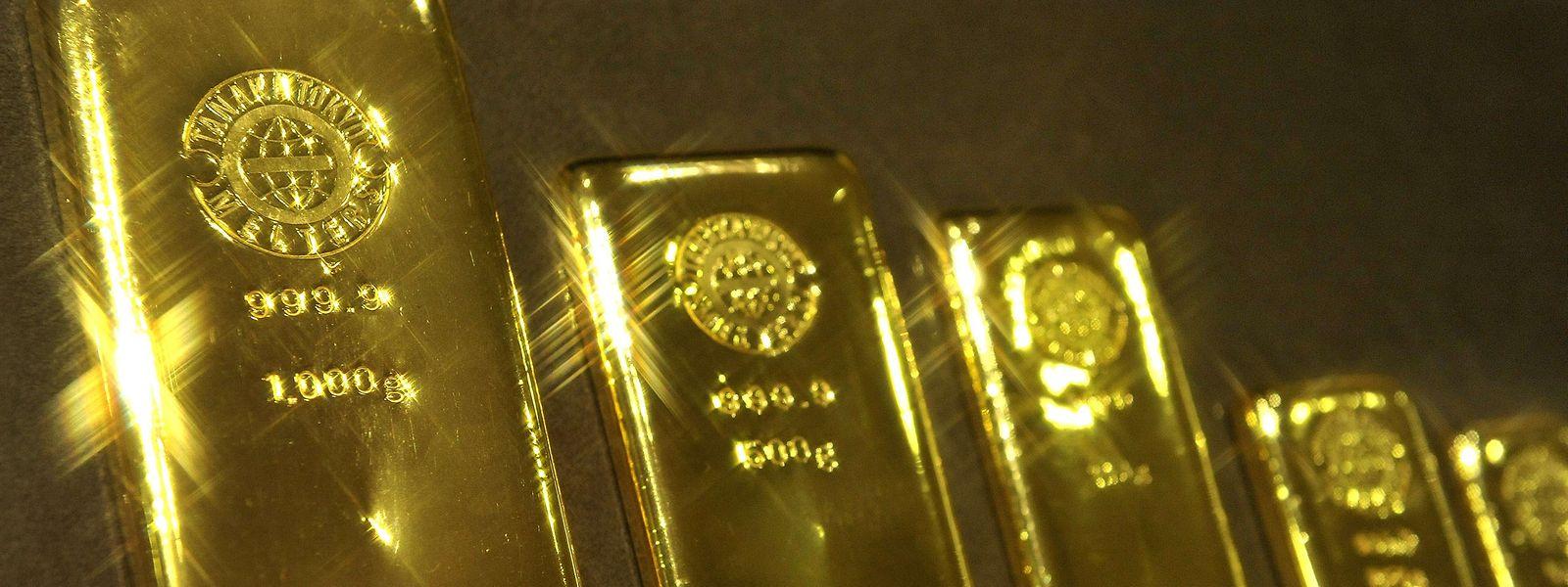 Au cours actuel, pas plus de 200 grammes d'or ne peuvent circuler depuis ou à destination du Luxembourg pour quiconque va ou vient d'un pays hors UE.
