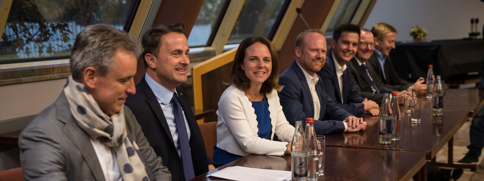 Le comité directeur du DP, le parti de Xavier Bettel, s'est réuni lundi soir à Hesperange pour donner son aval à l'entame de discussions pour réitérer la coalition sortante.