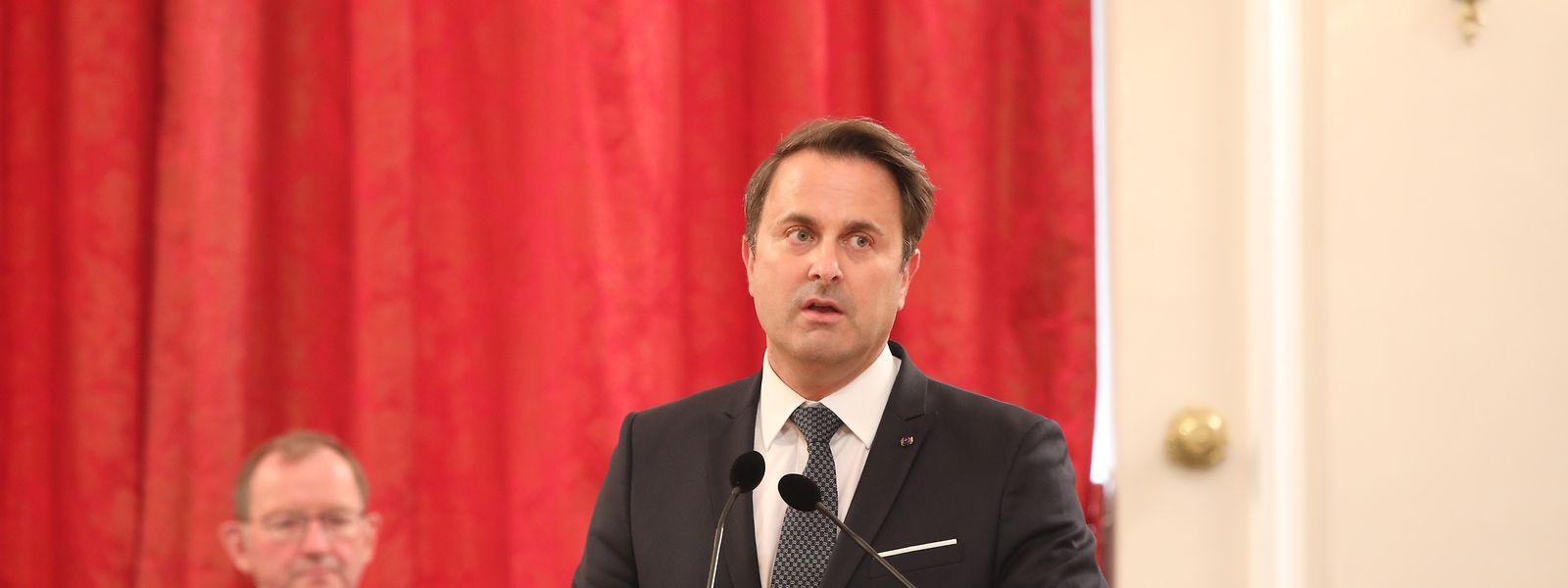 Premier Bettel gab zu, dass es während der Corona-Krise zu Inkohärenzen gekommen ist, verteidigte aber grundsätzlich das Regierungshandeln.